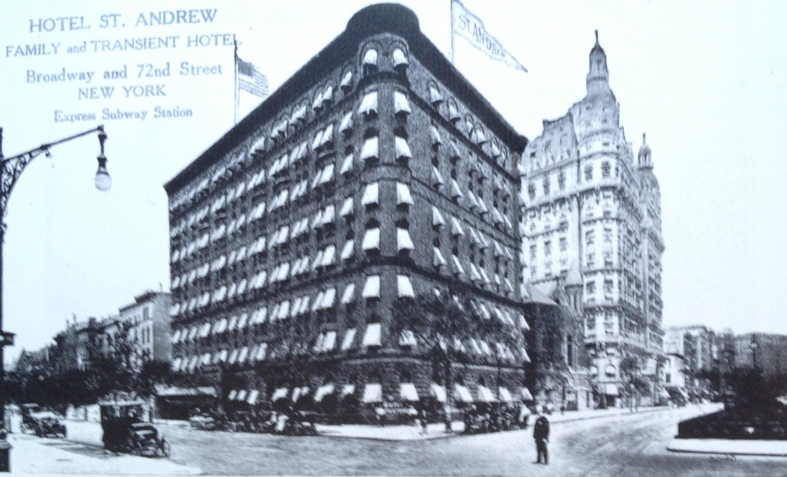 Hotel St. Andrew