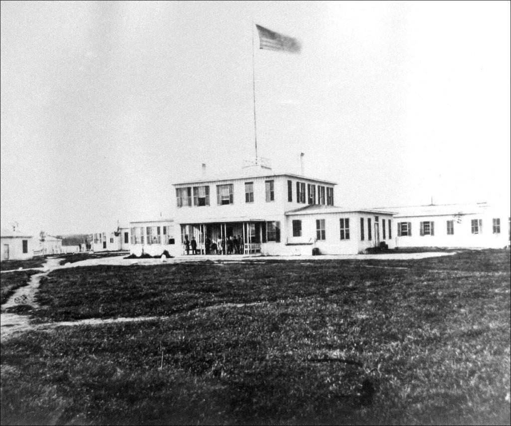 DeCamp General Hospital, Davids' Island, NY