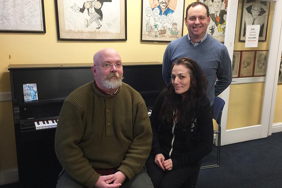 Joe, Joanna, & Kevin